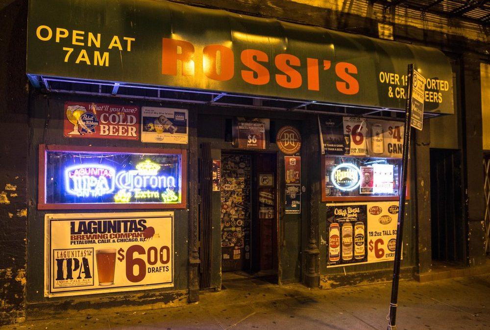 Rossi's – Chicago