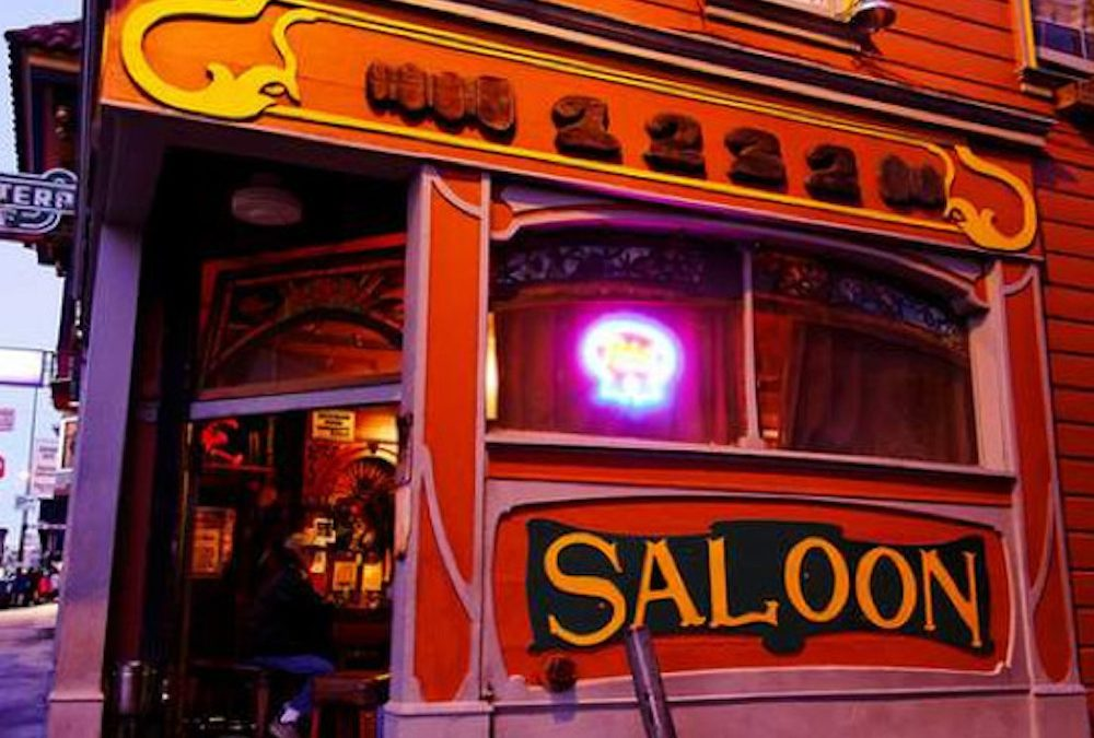 The Saloon – San Francisco