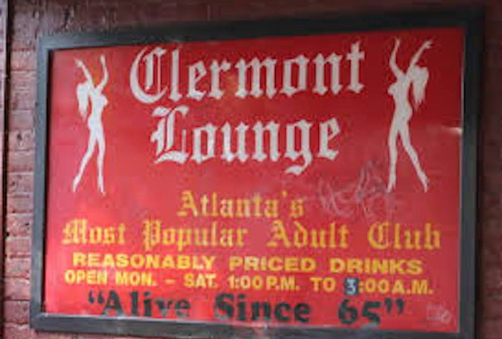 Clermont Lounge – Atlanta