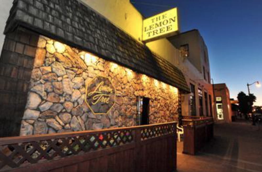 The Lemon Tree – Alameda, CA (permanently closed)