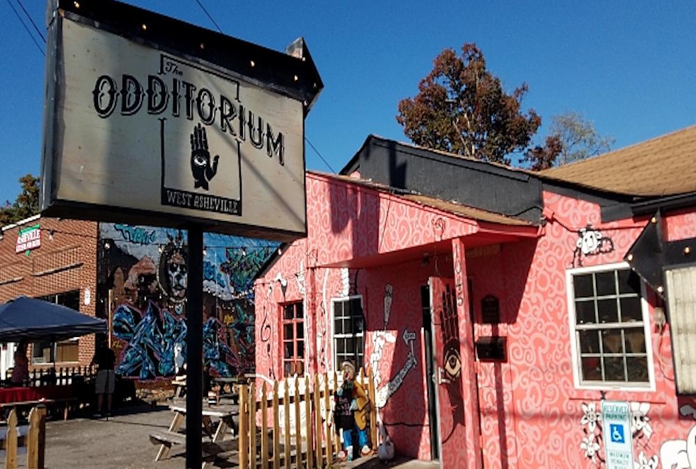 Asheville Odditorium – Asheville, NC