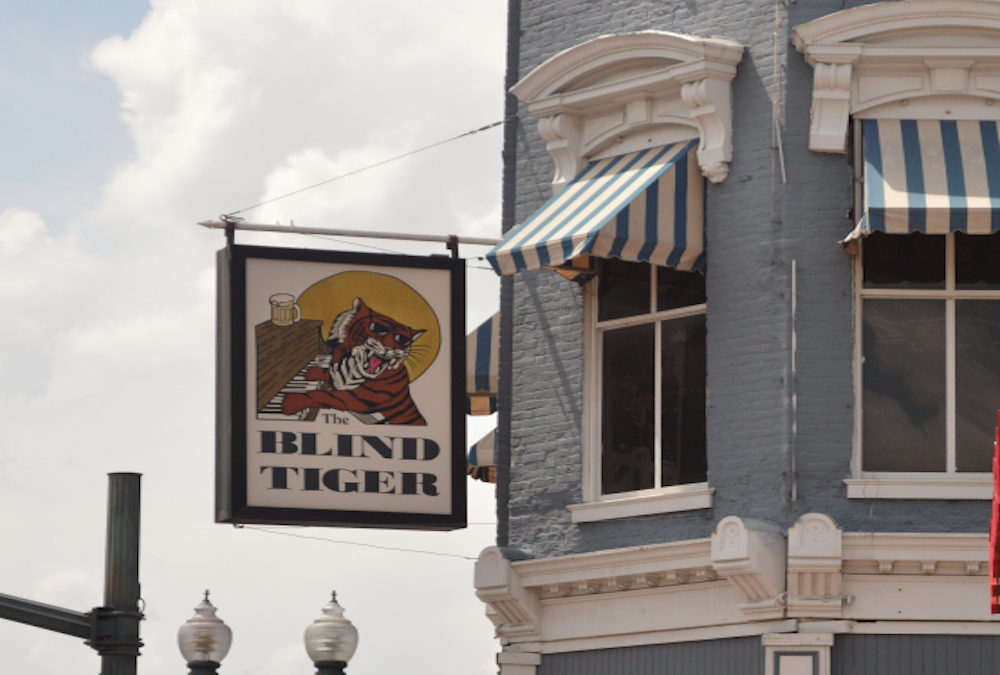 The Blind Tiger – Shreveport, LA