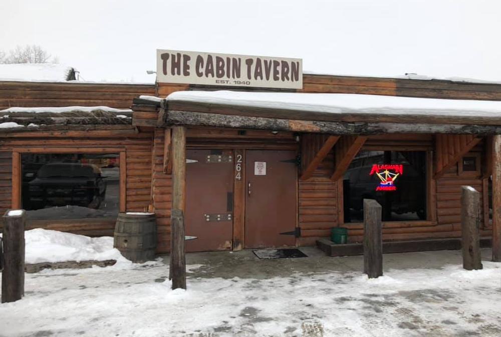 The Cabin Tavern – Anchorage
