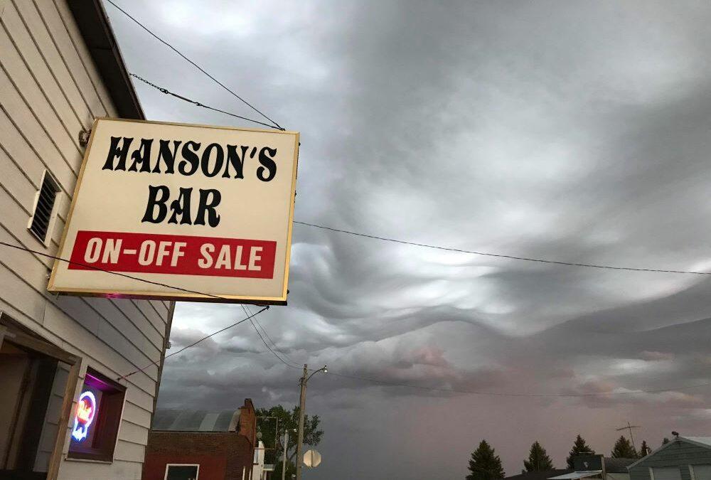 Hanson's Bar – Robinson, ND