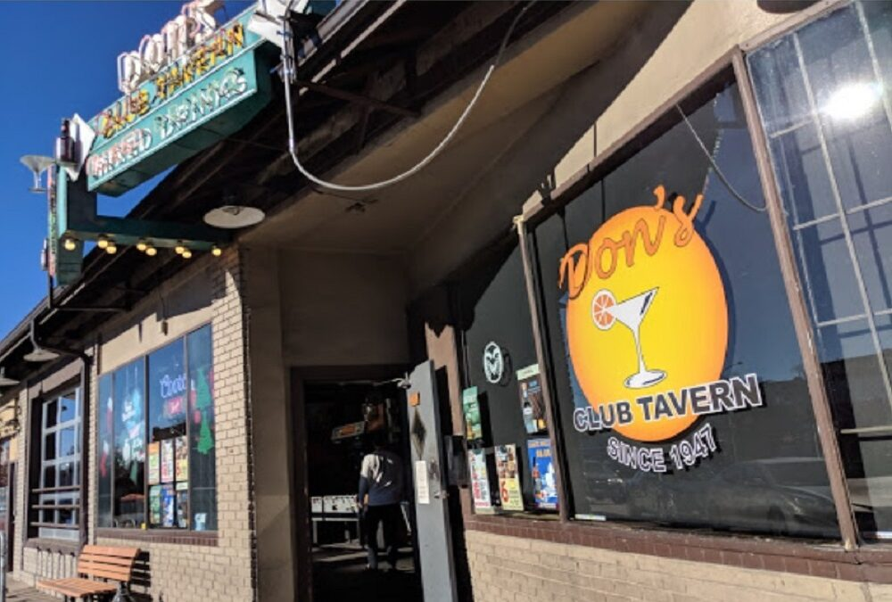 Don's Club Tavern – Denver, CO