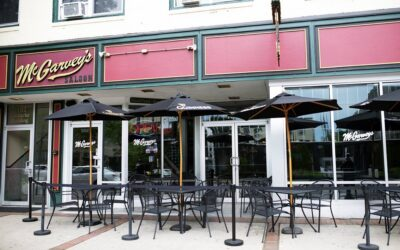McGarvey's Saloon – Manchester, NH