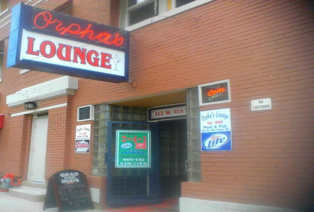 Orpha's Lounge – Tulsa, OK